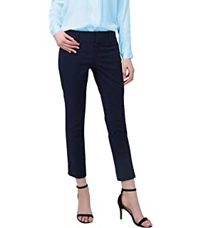 76bf6747dd0e5 YTUIEKY Women s Ankle Pant Work Pants Stretch Trousers Summer Casual Pants  for Women