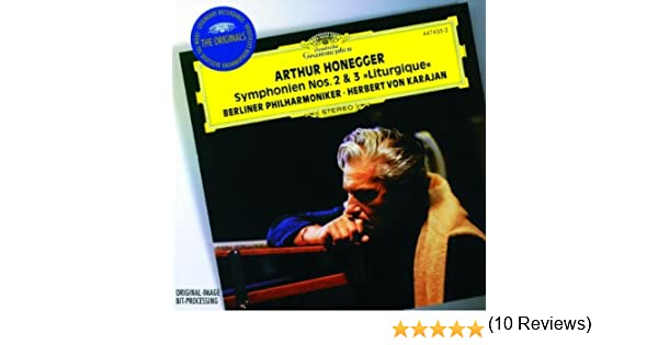 Honegger: Symphony No. 2 for String Orchestra and Trumpet ...
