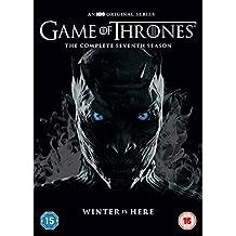 Game of Thrones Season 7 (DVD), 2017