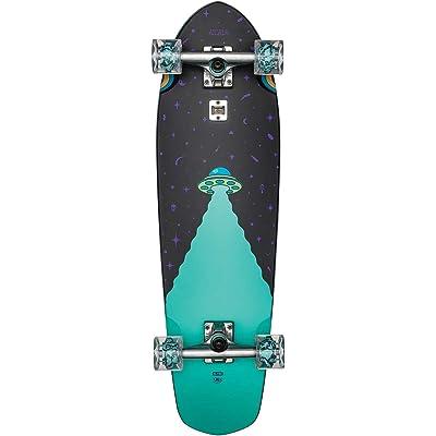 Globe Skateboards Big Blazer Cruiser Complete Skateboard, Aniara : Sports & Outdoors