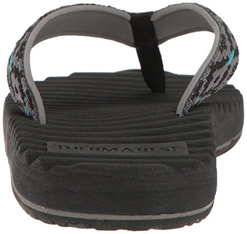 Flip Women's Black Freewaters Alta Flop Grey Sandal Fvw0Zx
