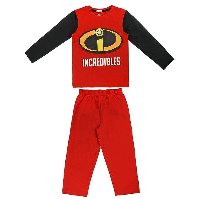 Los Increíbles - Conjunto Pijama - para niña - 2243-22: Amazon.es ...