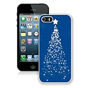 Recommend Design Iphone 5S Protective Case Merry Christmas iPhone 5 5S TPU Case 24 White