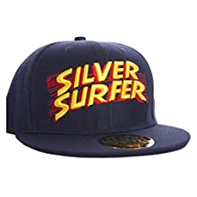 The Silver Surfer Baseball Cap Sentinel of the Spaceways Official Snapback Hat