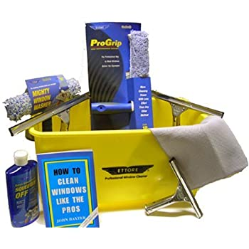 Amazon Com Ettore Complete Ultimate Window Cleaning Kit