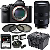 Sony Alpha a7R III Full-Frame Mirrorless Camera Bundles (a7RMII)