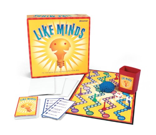 mind board game - 3