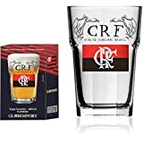 Copo Country 400 Ml Flamengo Crf Globimport Transparente