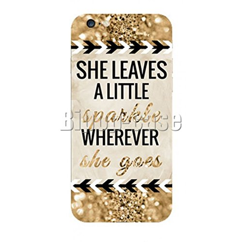 COQUE PROTECTION TELEPHONE IPHONE 6 - SPARKLES PAILLETTES