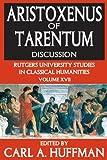Aristoxenus of Tarentum : Discussion, , 1412843014