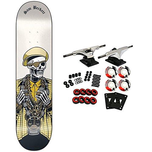 Blind Skateboard Complete Reaper Beckett 8.5″ Resin7