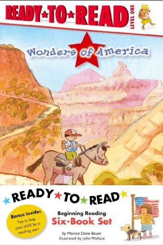Wonders of America Ready-to-Read Value Pack: The Grand Canyon; Niagara Falls; The Rocky Mountains; Mount Rushmore; The S