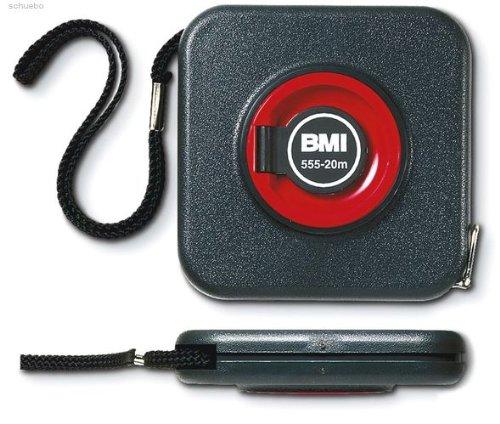 BMI 782432 Stahlbandma/ß A02 10mmx30m mit mm Teilung
