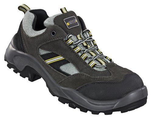 Chaussure de sécurité Top S1p 2702-0-400-45 Chaussure, Norme ISO 20345, Polyuréthane/Semelle en Polyuréthane, Semelle APT, Taille 45, Couleur: Gris (Import Allemagne)