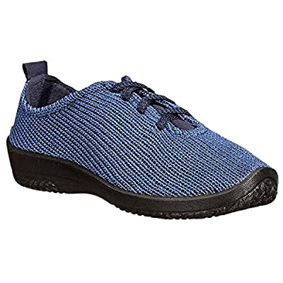 Arcopedico Womens LS 1151 Denim Fabric Shoes 40 EU