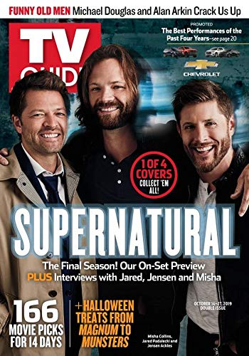 TV Guide [Print + Kindle] (Tv Info)