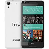 """HTC Desire 625 4G LTE Gsm Cricket Android 5.1 Quad core LCD 5.0"""" 8GB"""
