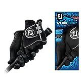 New Improved Footjoy RainGrip Gloves (1 Pair) Rain Grip (Men's Cadet Medium Large)