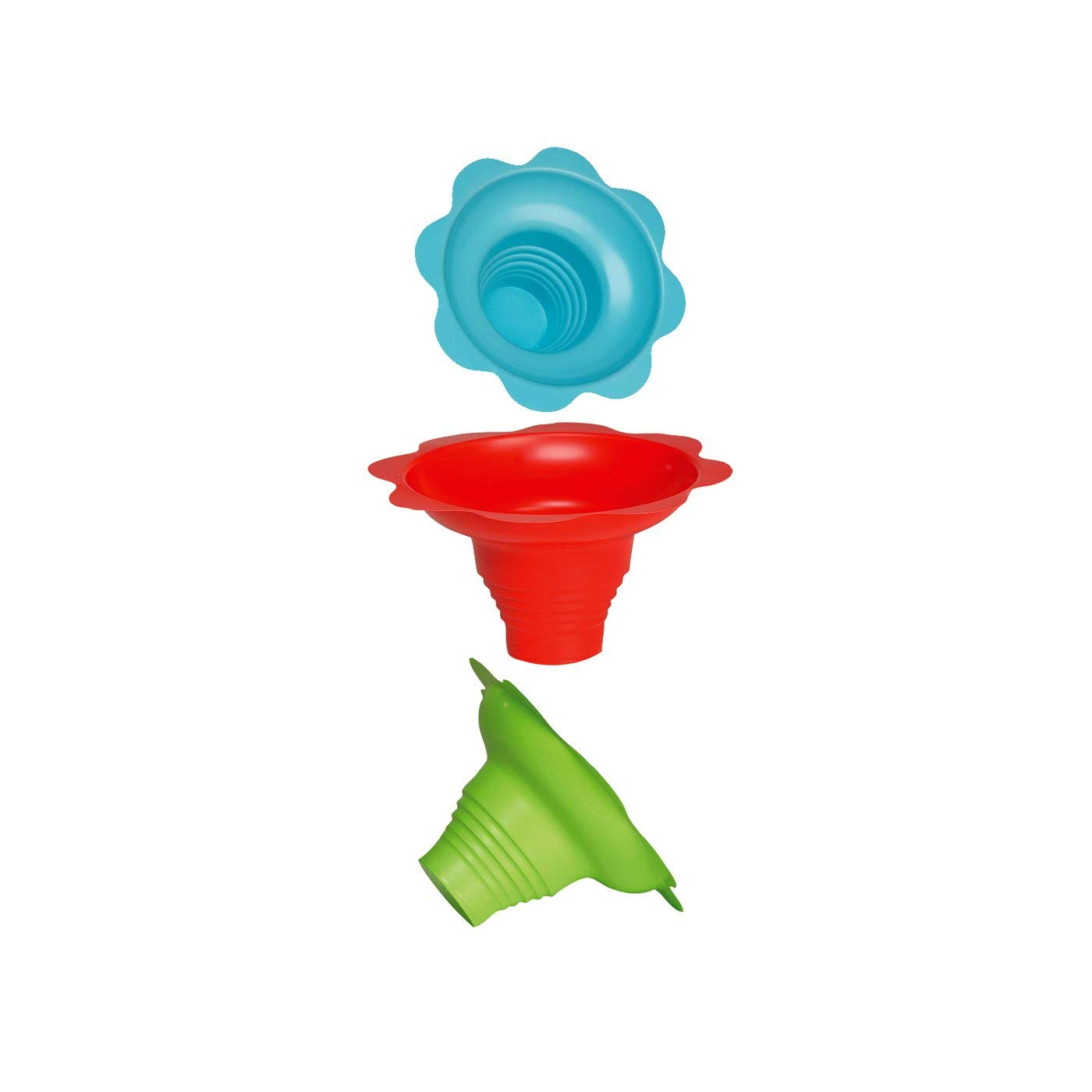Beach Cities Wholesalers SNO-Kone Flower Cups - Small 4 oz (600 Count)