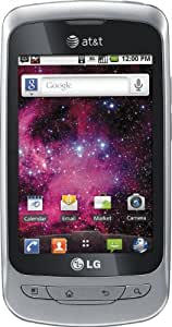 LG Thrive Prepaid Android GoPhone (AT&T)