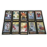 Qioni 78 Cards Rider, Deck Vintage Tarot Cards...