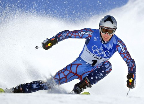 Bode Miller Poster Photo Limited Print Team USA Winter Olympics Alpine Skiing Sexy Celebrity Athlete Size 27x40 #2