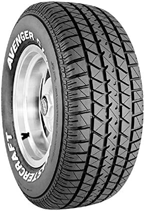 295//50R15 105S Mastercraft Avenger G//T Performance Radial Tire