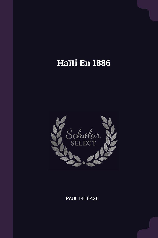 Haïti En 1886