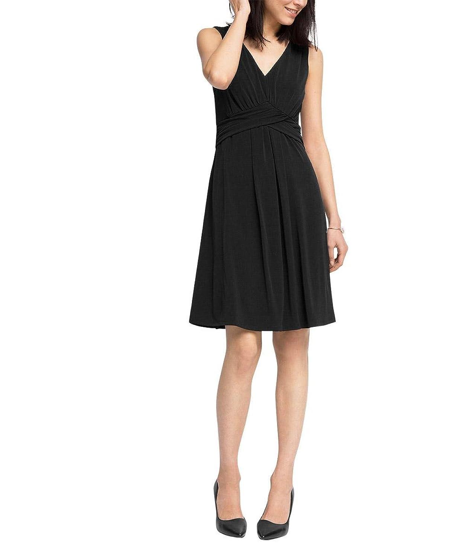 ESPRIT Collection Damen Kleid 056eo1e024-mit Stretch