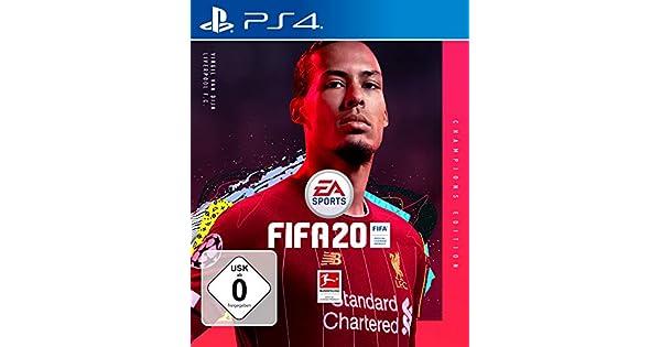 FIFA 20 - Champions Edition - PlayStation 4 [Importación alemana]: Amazon.es: Videojuegos
