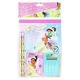 Disney Princess Tiana 7 piece Fun Calculator Set