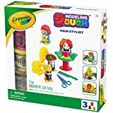 Crayola Hair Stylist Playset Modeling Dough, Multicolor