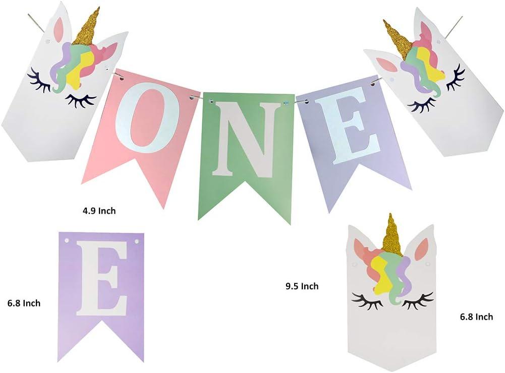 Amazon.com: Beaumode - Cartel de unicornio para primer ...