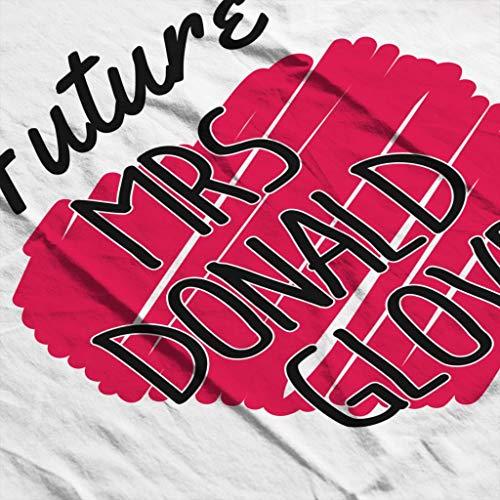 Women's White Donald Glover Mrs Future Sweatshirt Coto7 xq6wfz0g4