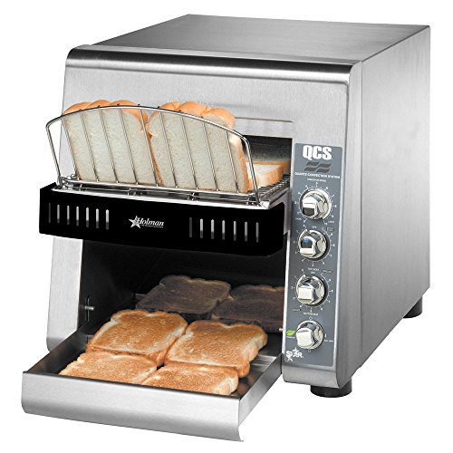 Star QCS2-800 208V Conveyor Toaster with 1.5'' Opening by Star Manufacturing