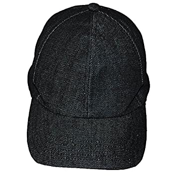 denim baseball cap brandy melville forever 21 hats weighted adjustable size ages black stretch