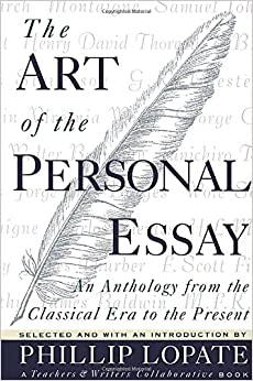 Amazon.com: The Art of the Personal Essay: An Anthology from the ...