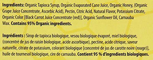 Honey Stinger Organic Energy Chews, Pink Lemonade, 1.8 Ounce (Pack of 12)