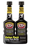 STP 78577 Super Concentrated Fuel Injector Cleaner - 5.25 fl. oz. (Pack of 2)