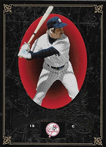 2007 SP Legendary Cuts #57 Thurman Munson NM-MT Yankees