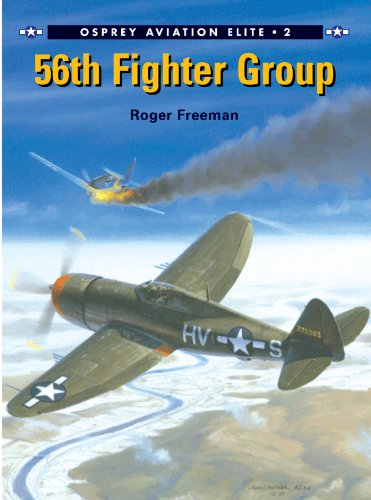 - 56th Fighter Group (Aviation Elite Units Book 2)