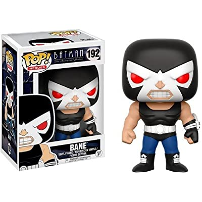Funko POP Animation Animated Batman Bane Figures: Funko Pop! Heroes:: Toys & Games