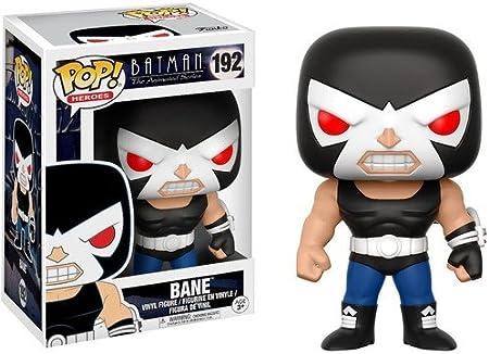 Funko POP Animation Animated Batman Bane Figures,Black