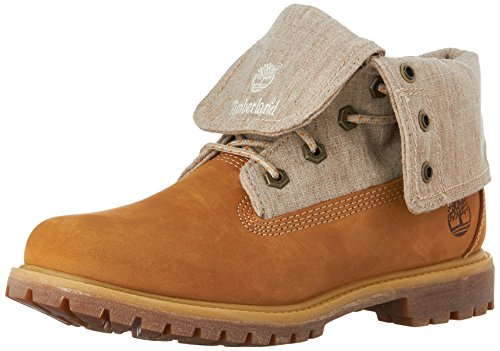 Timberland Earthkeepers Authentics Leather Fold Down