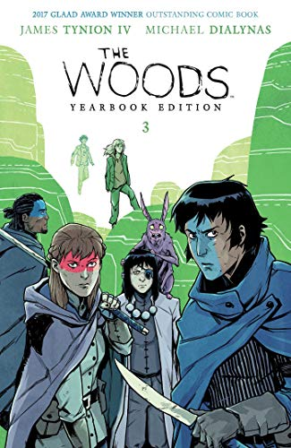 Pdf Comics The Woods Yearbook Edition Book Three