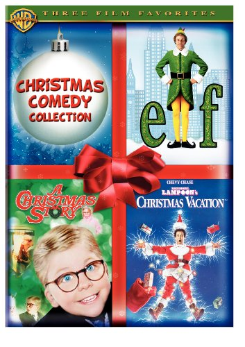 Christmas Comedy Collection (Elf / A Christmas Story / National Lampoon's Christmas Vacation) Lampoon Vacation Christmas