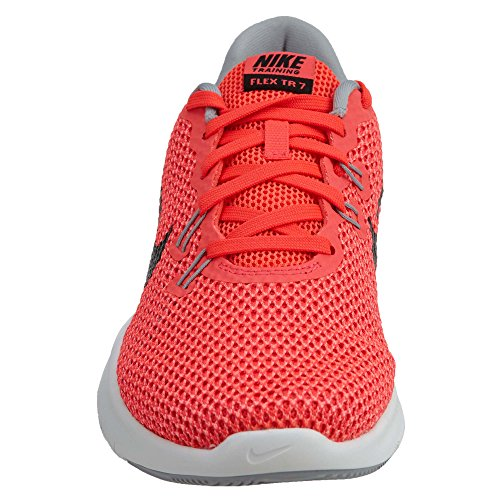Trainer Nike Rouge Damen Femme 7 Trainingsschuh Chaussures Fitness de Flex wttqr6v
