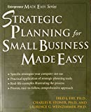 img - for Strategic Planning Made Easy (Entrepreneur Made Easy Series) book / textbook / text book