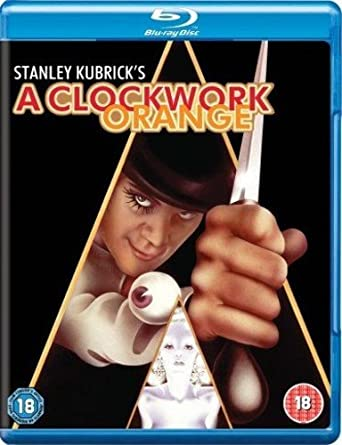 Clockwork Orange Special Edition [Reino Unido] [Blu-ray]