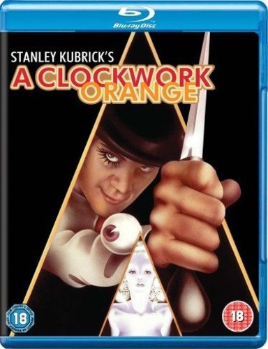 Blu-ray : Clockwork Orange (Blu-ray)
